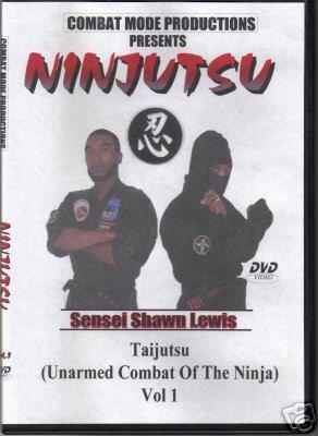 Ninjutsu: taijutsu (Unarmed combat of the Ninja)