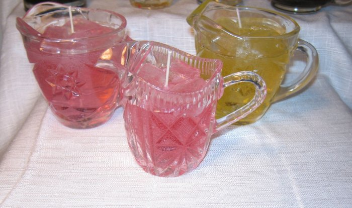 Lemonade Pitchers**