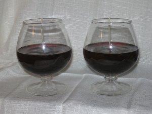 Brandy in Snifter - Set