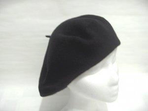 Women Men Black Slouchy Beret Tam Hat Cap Newsboy Beanie Skull
