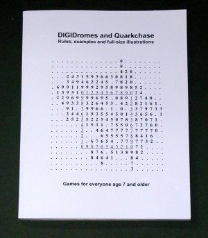 Quarkchase and DIGIDromes the book
