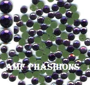 Amethyst Rhinestones Hot Fix 6mm/30ss