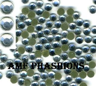 Crystal Rhinestones Hot Fix 6mm/30ss