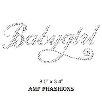 Baby Girl Design #9756