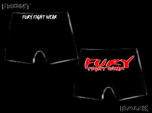 Black Fight Shorts
