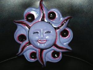 Sun Plaque