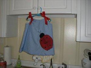 Ladybug Jumper