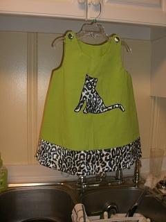 leopard jumper