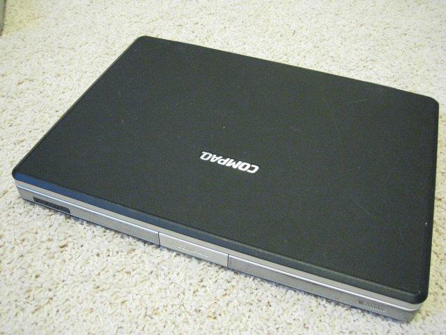 "HP Presario V5000 Notebook 1.8Ghz 756MB 40GB 15.4"" Wide Screen"