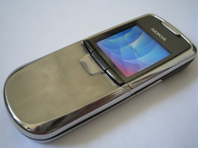 Nokia 8801 Fashion Phone Unlocked