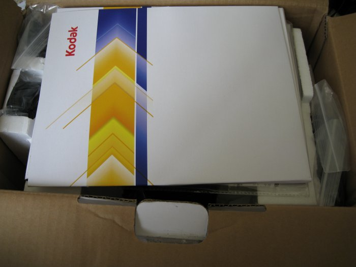 New Kodak Scanmate i1120