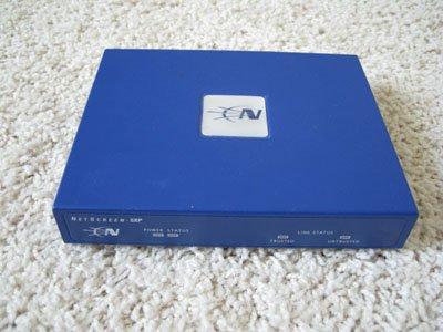 Juniper Netscreen 5XP NS-5XP-001 VNP Firewall Router