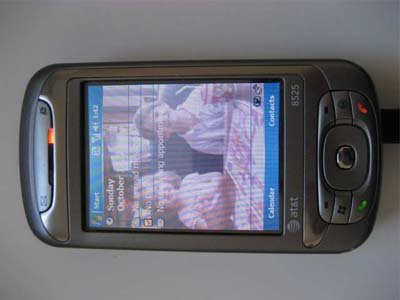 AT&T 8525 PDA Phone HTC TYTN