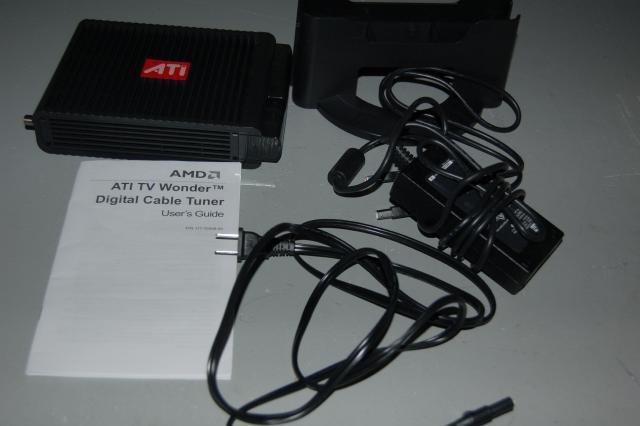 ATI TV Wonder Digital Cable Tuner A636