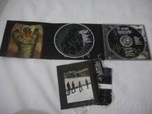 Metallica St. Anger 2 discs CD / DVD