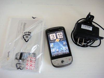 HTC Hero APA6277KT Sprint CDMA Android Smartphone Wifi GPS