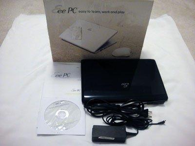 Asus Eee PC 1005HAB 10.1 Netbook Intel Atom 1.6GHz 1GB WiFi