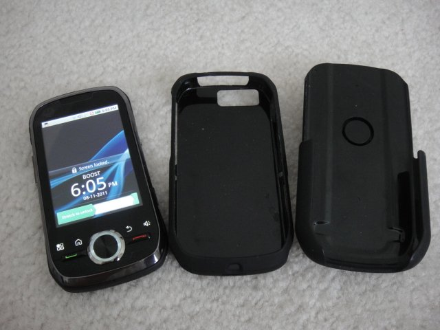 Sprint Nextel Motorola i1 Android Push-To-Talk Phone Rugged CDMA