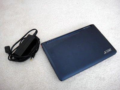 Acer One ZG5 Intel Atom 1.6Ghz RAM 1.5GB Missing Harddisk
