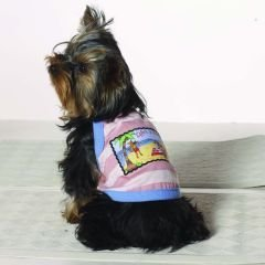 Medium Dog Surf Dog Tank - Pink