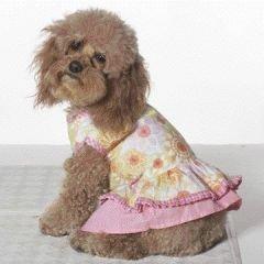 X Small Dog Summer Daze Dress - Pink
