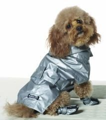 Small Dog Urban Slicker - Silver