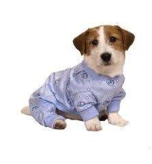 X Small Dog Sweet Dream Pajamas - Blue