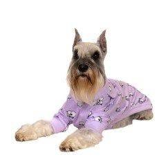 X Large Dog Sweet Dream Pajamas - Lilac