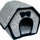 Small Breed Dog House - Blue