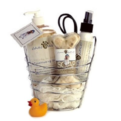 Dog Spa Pack Peppermint Scent