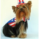 XX Small Uncle Sam Dog Costume