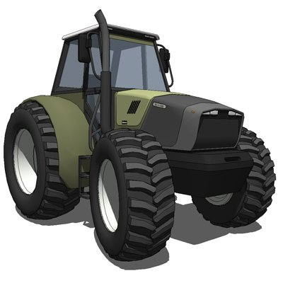 Exile tractor
