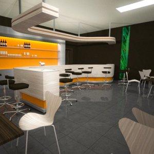 Caffe bar concept