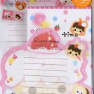 kawaii Wizard Co. Pudding Sweet Time letter set