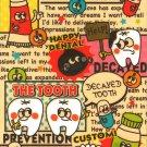 kawaii Kamio happy dental memo pad