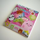 kawaii Kamio animal friends sticker sack