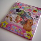 Kamio odekake puppy sticker sack