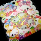 kawaii Q-lia candy rabiland sticker sack