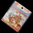kawaii Crux clover x 2 sticker sack