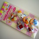 kawaii Crux sweets puffy stickers