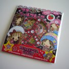 kawaii Kamio peaceful girls sticker sack