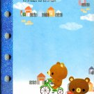 kawaii Kamio happy memorial sky sticker album