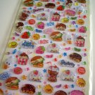kawaii Q-lia junk sweets sticker sheet