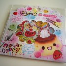kawaii Q-lia pudding pururin party sticker sack