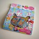 kawaii Pool Cool animal sweets sticker sack