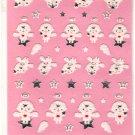 kawaii Mind Wave star angels sticker sheet