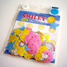 Harvey Ball rainbow and stars smiley sticker sack USED