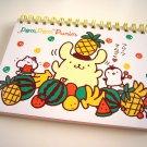 kawaii Sanrio pom pom purin note book