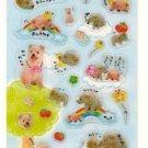 kawaii Kamio Japan dreaming time sticker sheet