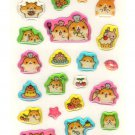 kawaii Crux hamster bakery sticker sheet